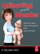 Animating with Blender cover