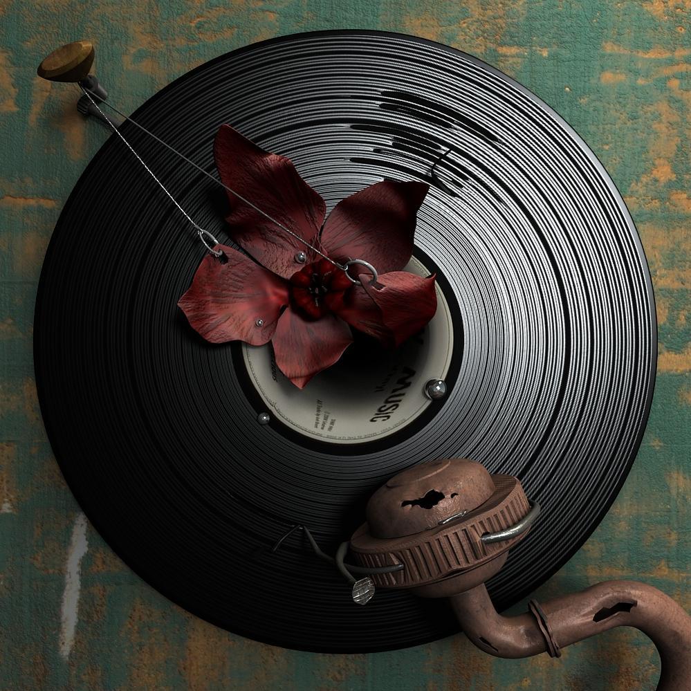 Arts Music Photography: Surrealist Music