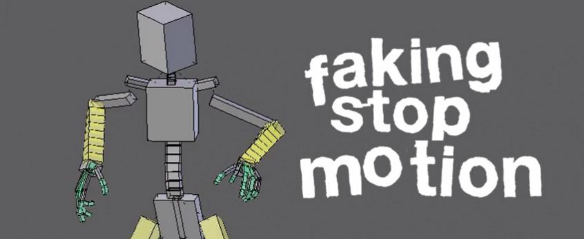 Tutorial: Faking Stop Motion - BlenderNation