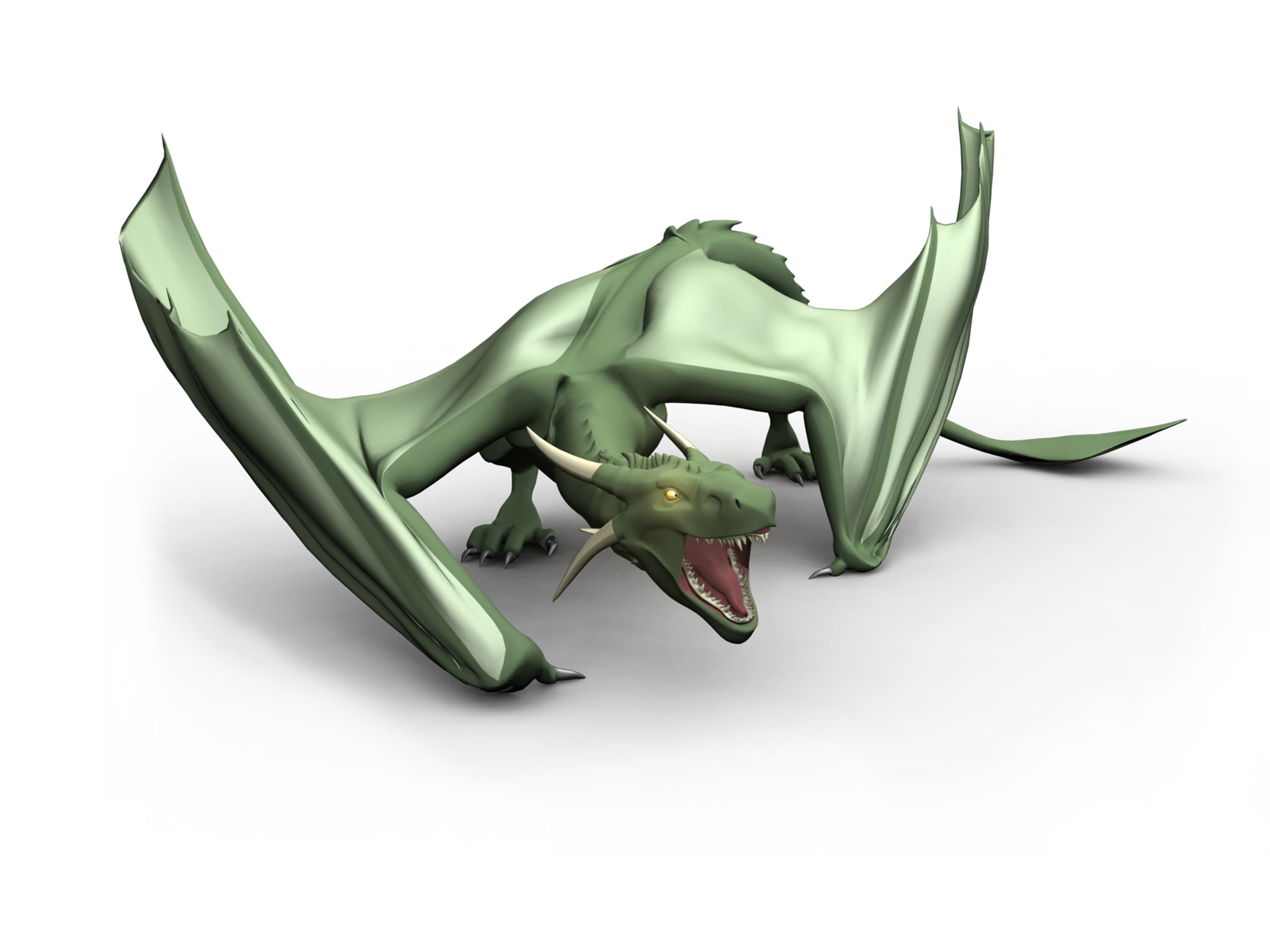 Animated Moving Pictures Of Dragons