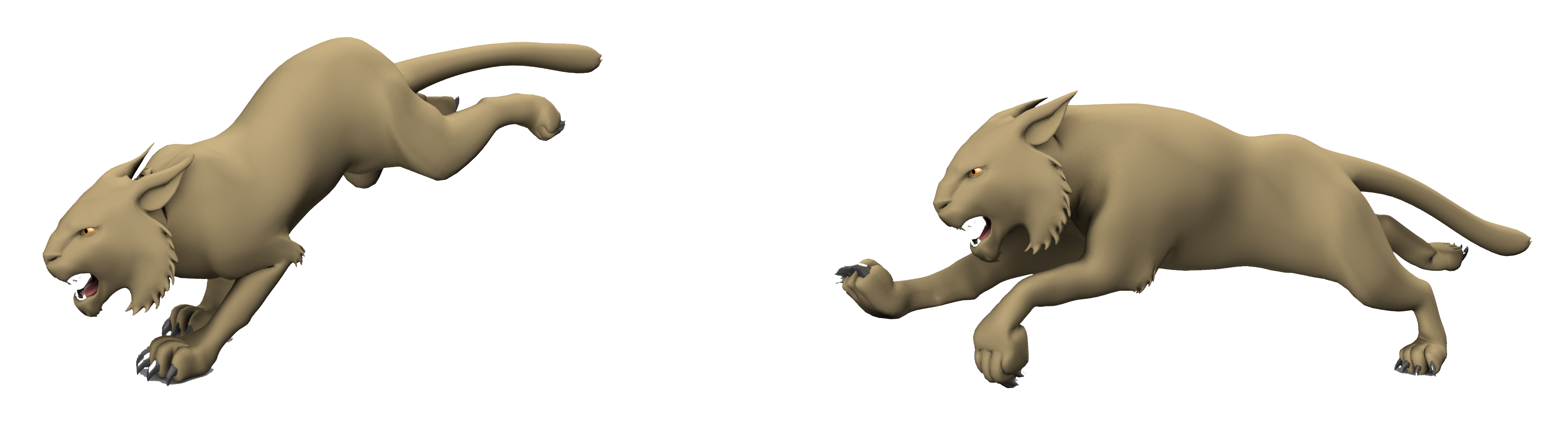 картинки с прыгающими животными анимации строительстве