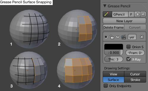 Review: BSurfaces - 3D spline mesh sketching and re-topology