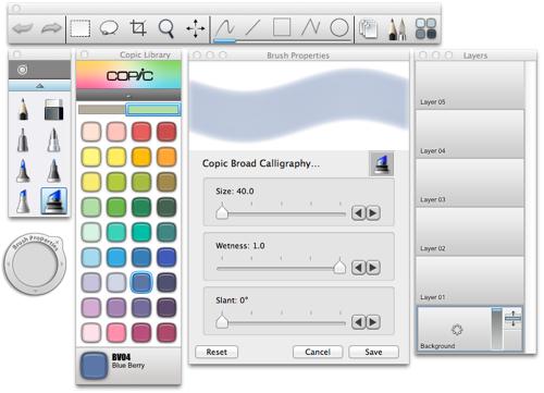 AutoDesk Sketchbook Copic Edition - Free - BlenderNation
