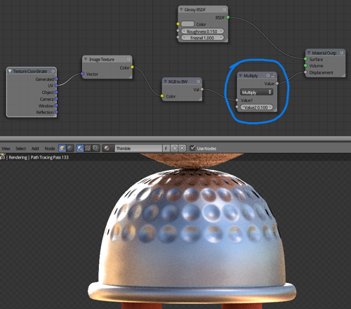 Tutorial: How to correctly setup bump maps in Cycles