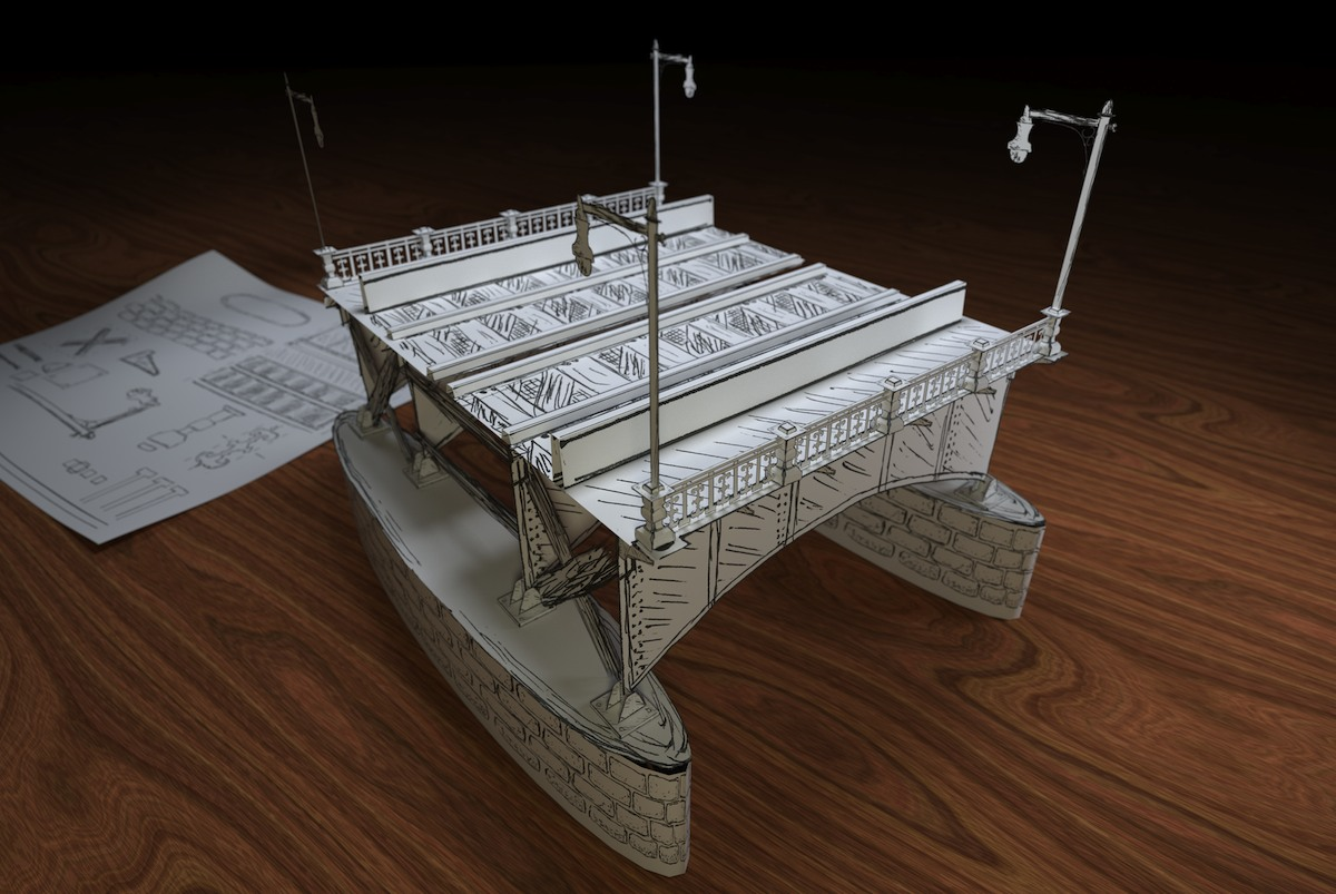 Model Paper Bridge