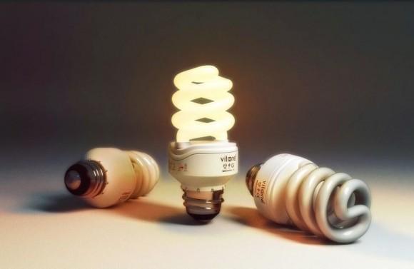 blender modern lamp
