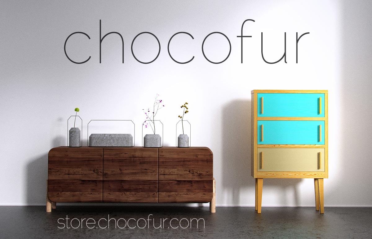 Chocofur Furniture Models For Blender BlenderNation