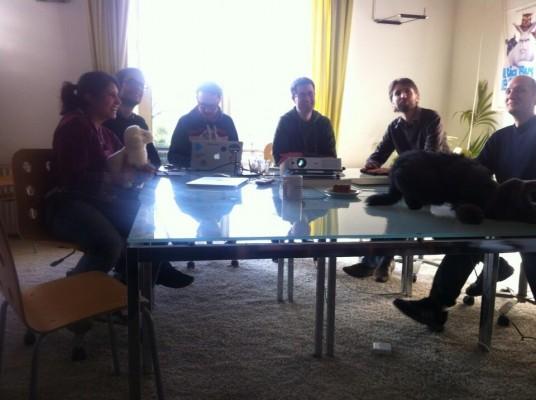 developer meeting amsterdam
