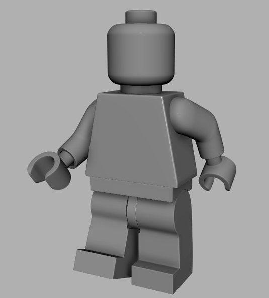 Create Your Own Lego Minifig - BlenderNation
