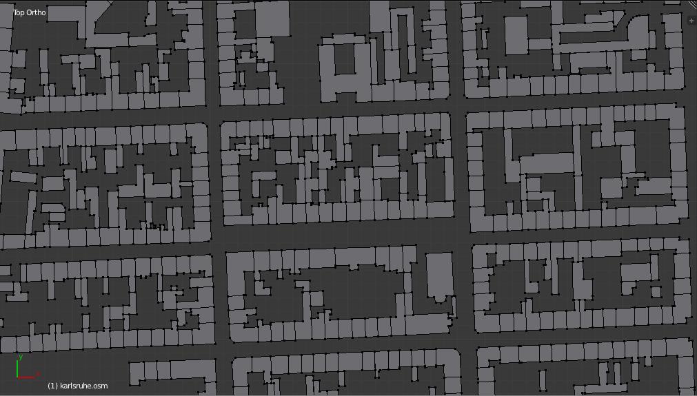Add-on: OpenStreetMap Import - BlenderNation