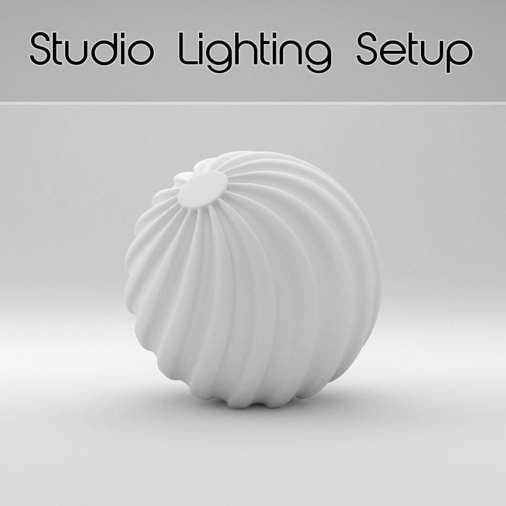 Studio Lighting Setup - Cycles  sc 1 st  BlenderNation & Studio Lighting Setup - Cycles - BlenderNation
