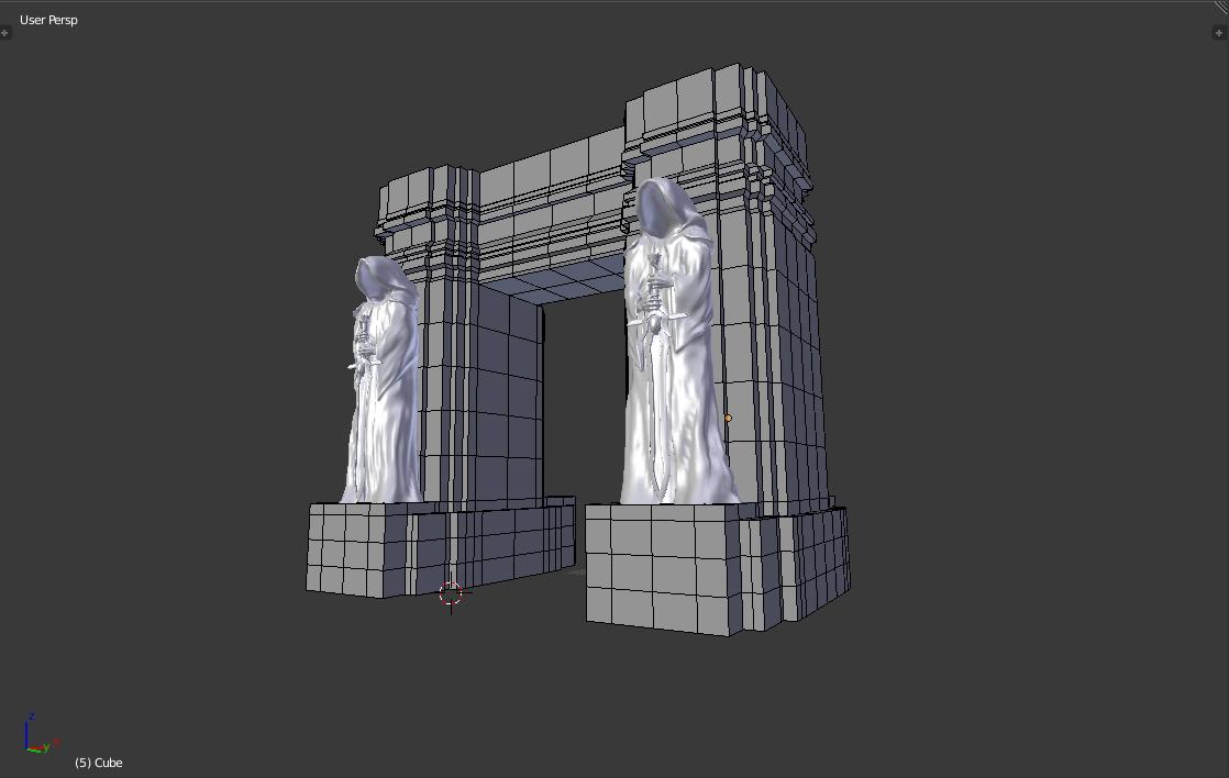 Behind the Scenes: Opening the Dark Portal - BlenderNation