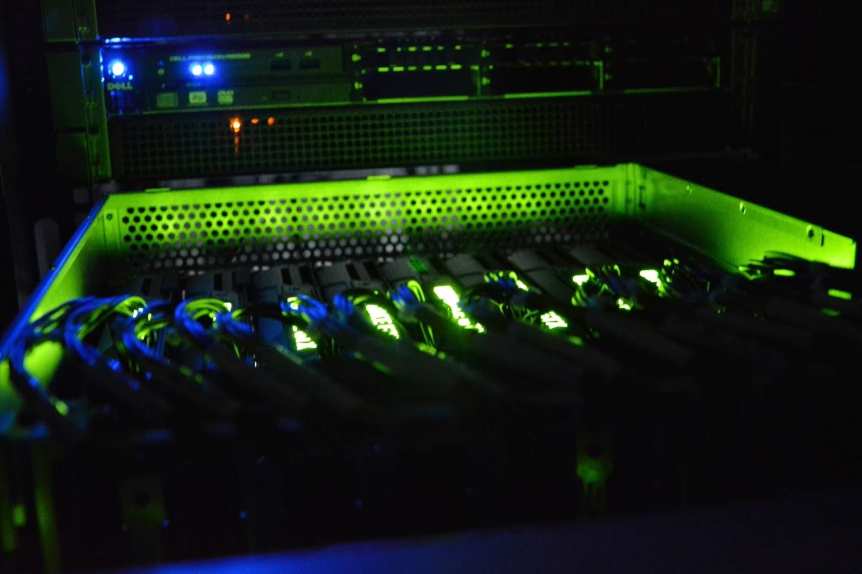 8 GPU Superserver Benchmark