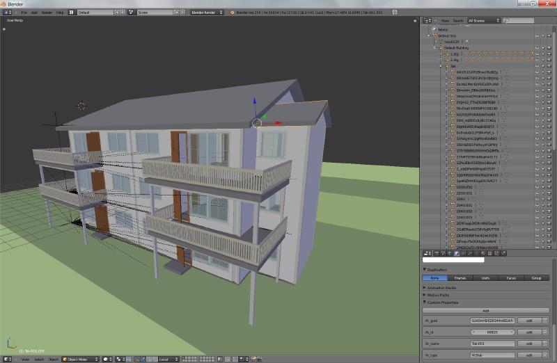bim file importer ifcopenshell 0 4 0 has been released. Black Bedroom Furniture Sets. Home Design Ideas