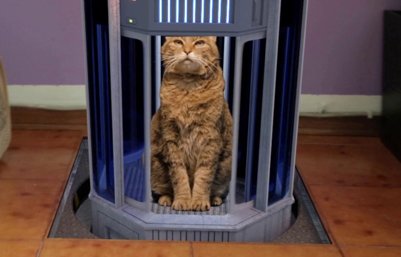 Tutorial: UFO Robot Cat - Camera Tracking in Blender - BlenderNation