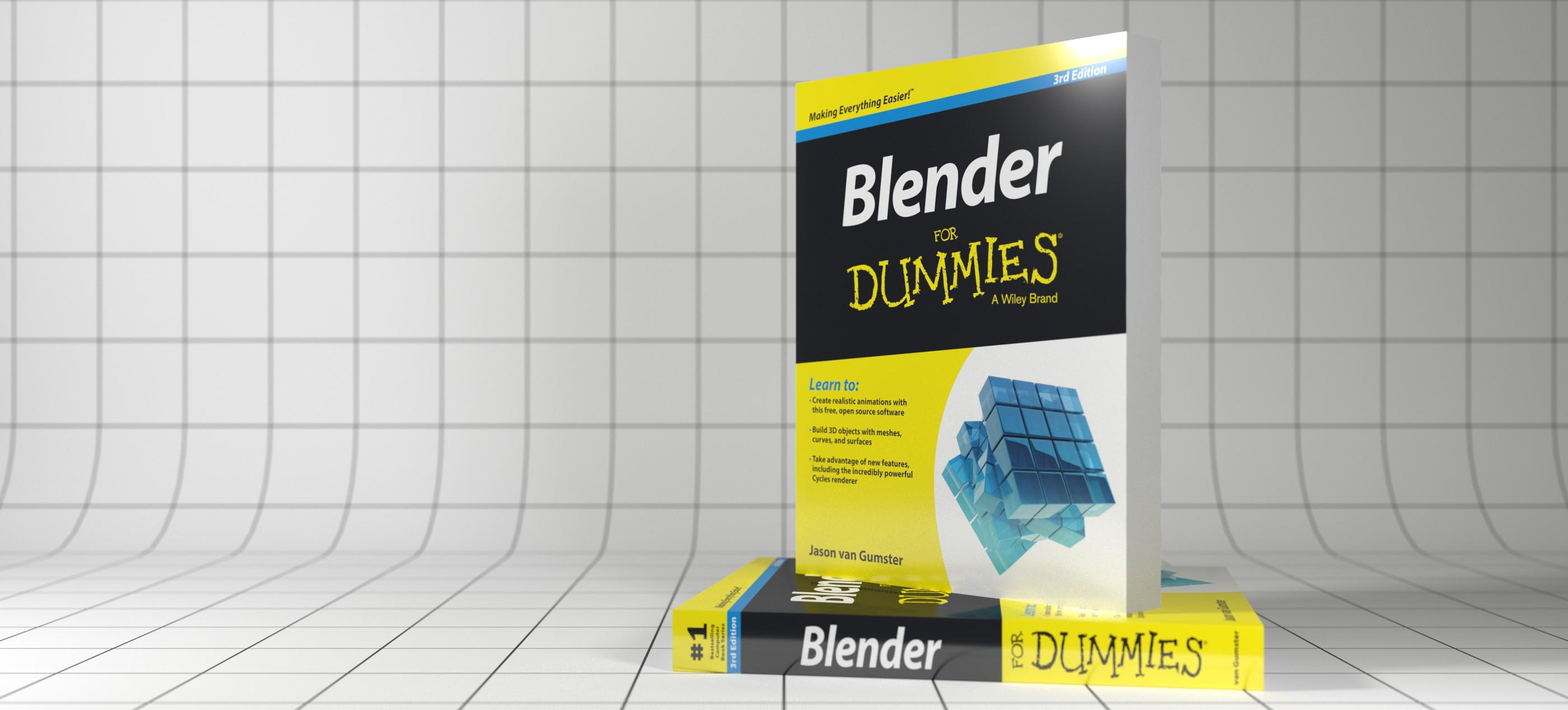 blender for dummies 3rd edition pdf