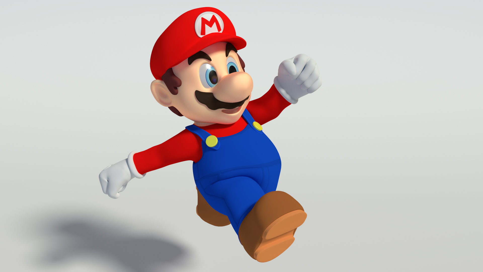 Model download: Mario! - BlenderNation