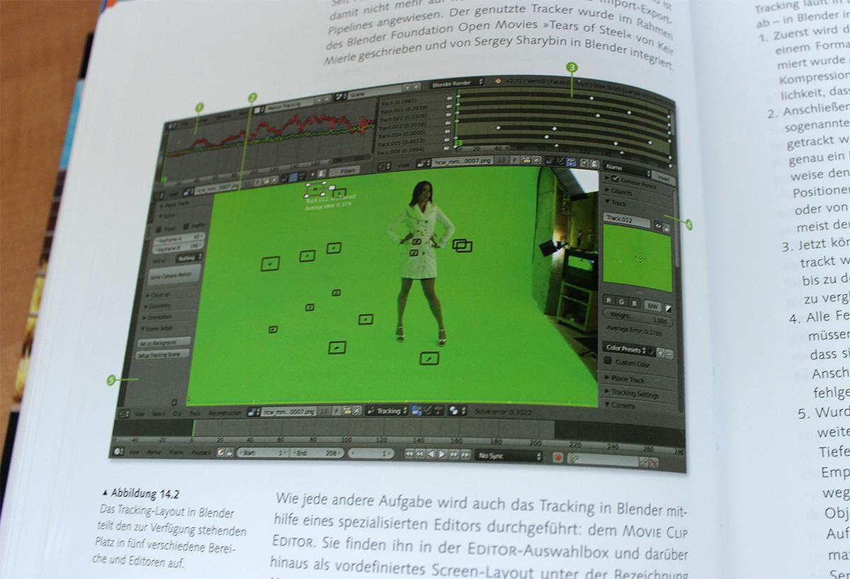 Review: Blender 2.7 - Das umfassende Handbuch - BlenderNation