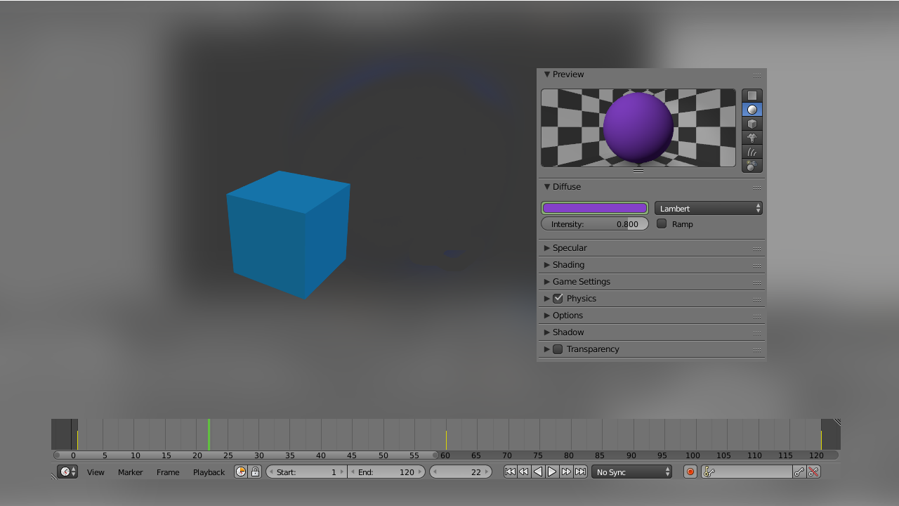 Learn python blender game engine