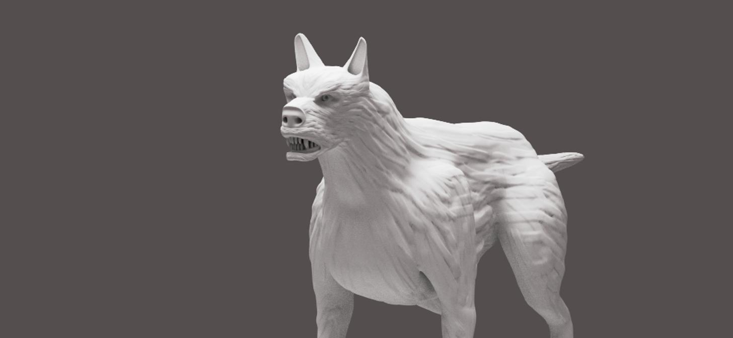How To Model A Dog In Blender 2.76 - BlenderNation