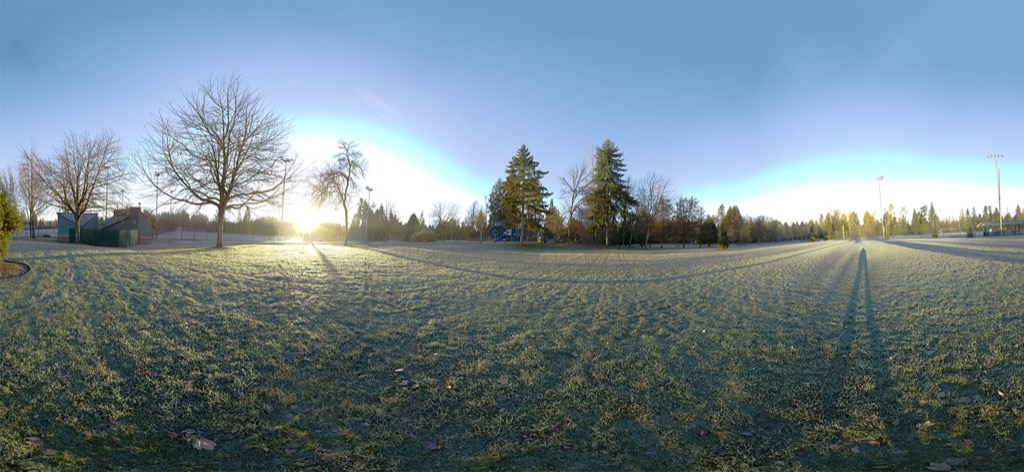 Free Download: Full Contrast HDR With Sun