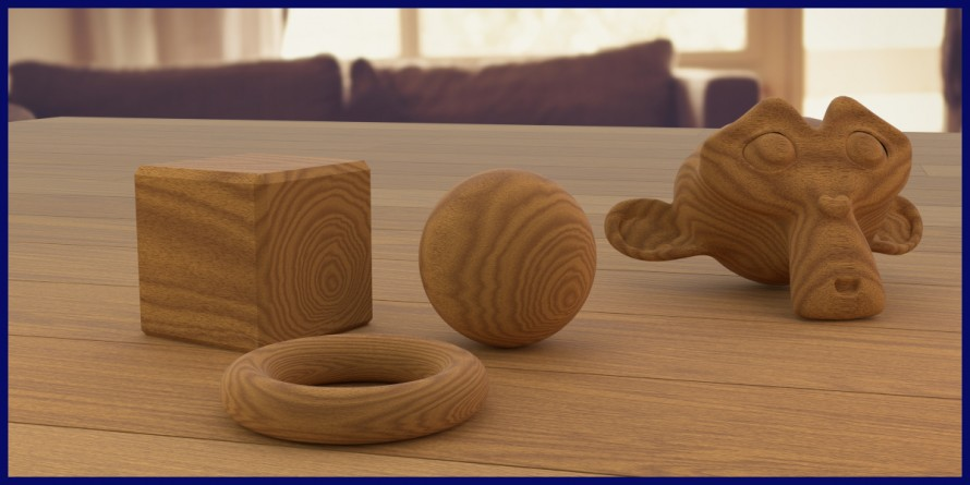 blender market  prowood procedural wood shader pack