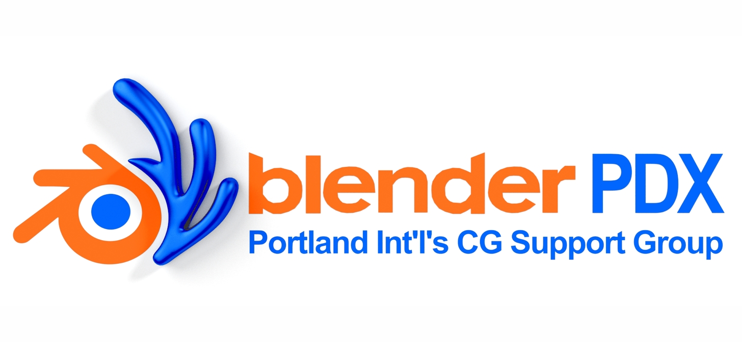 B-PDX's 18th June 2016 Meeting, 3-6pm - BlenderNation