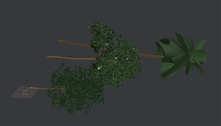 Preparing object for particle hair system in Blender require you to change the up axis to X