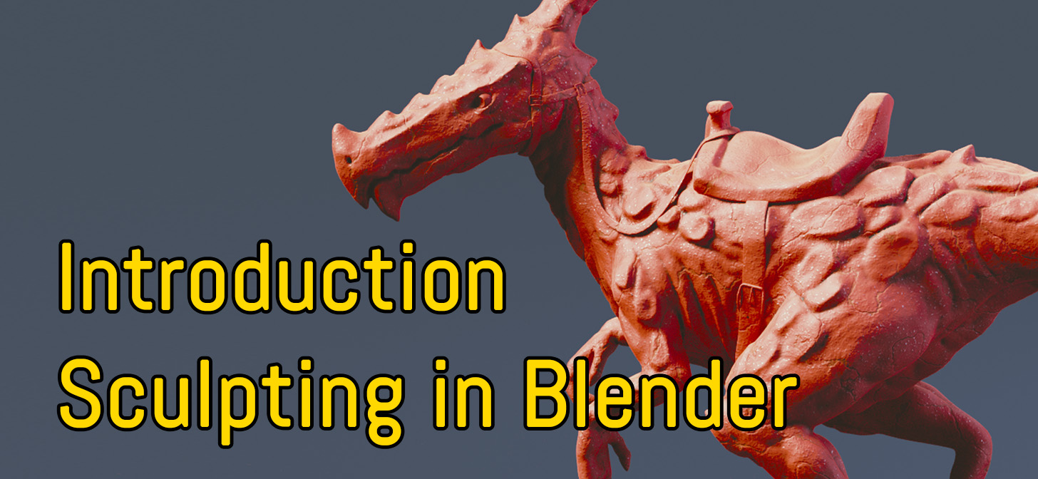 Introduction: Sculpting in Blender