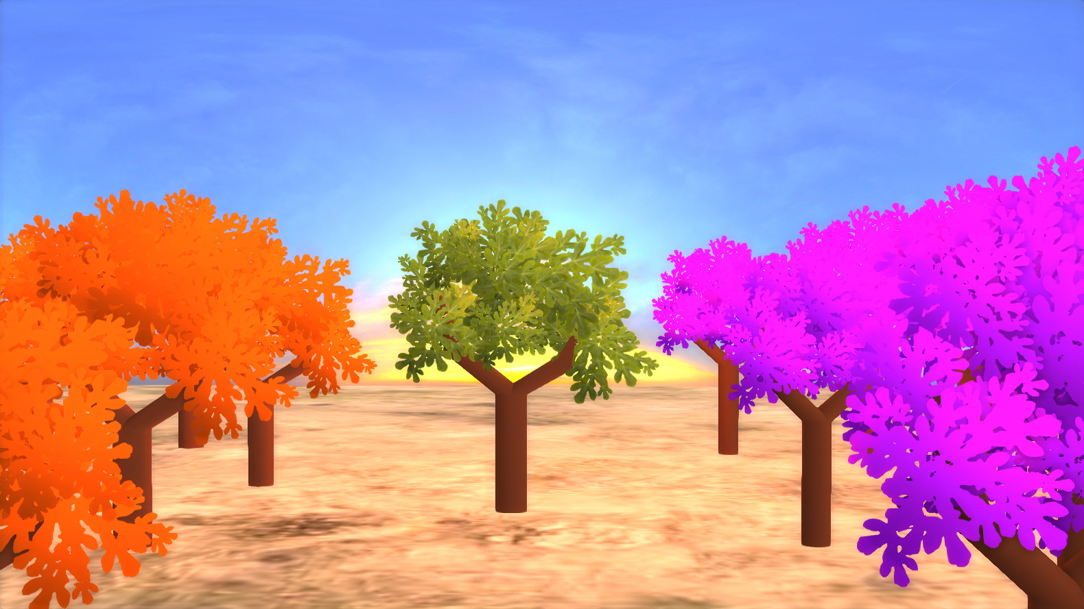 How to make Low Poly Stylized Trees - BlenderNation