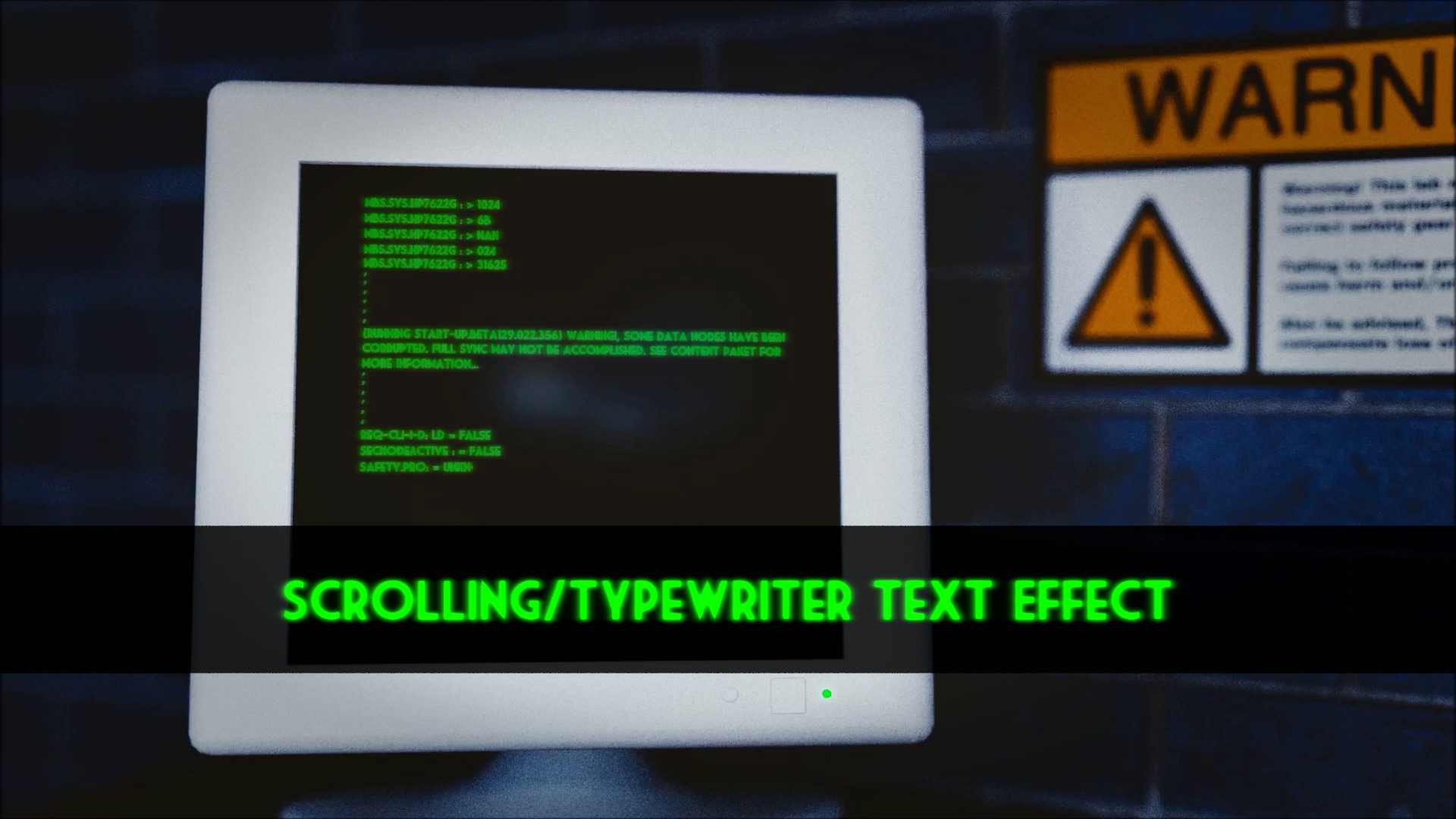 how to create a type writer effect in jcreator