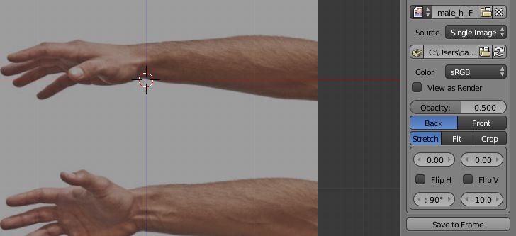 Add-on: Background Image Setting to Frame - BlenderNation