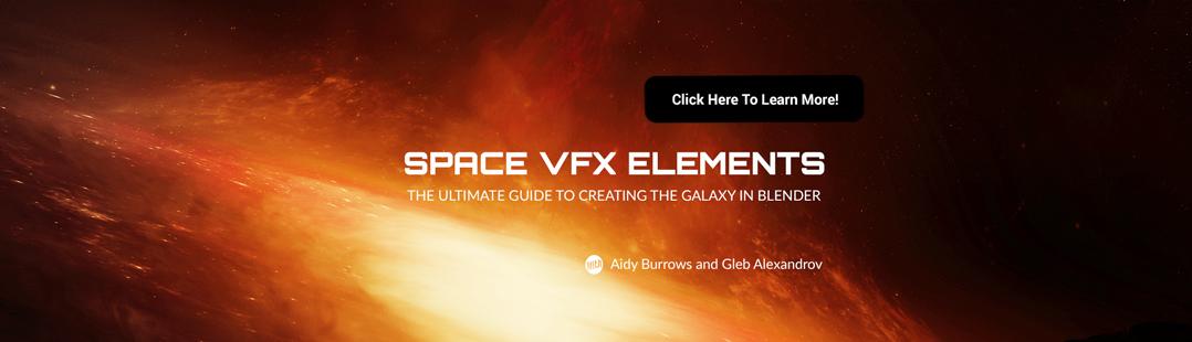 Space VFX Elements 1 - BlenderNation
