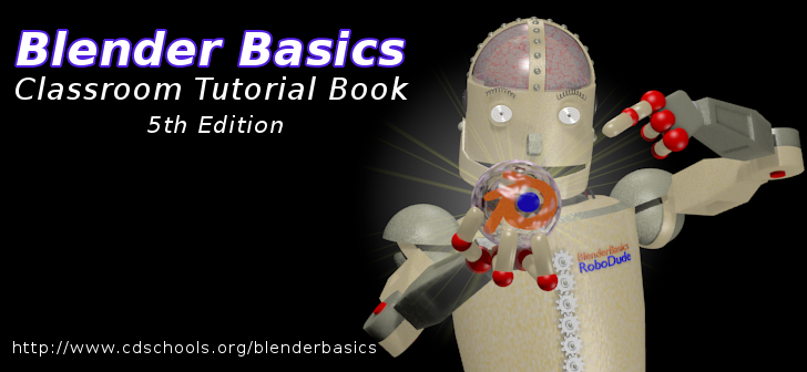 Blender Basics Classroom Book, 5th Edition Online - BlenderNation