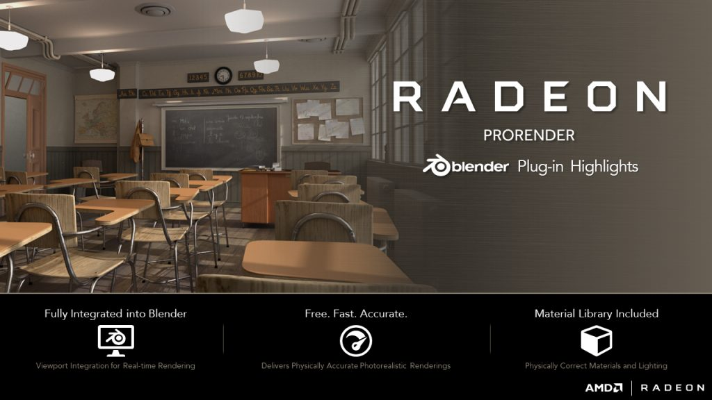 Radeon ProRender for Blender Now Available - BlenderNation