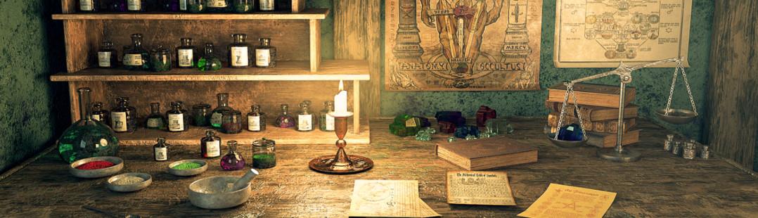 alchemy laboratory blendernation