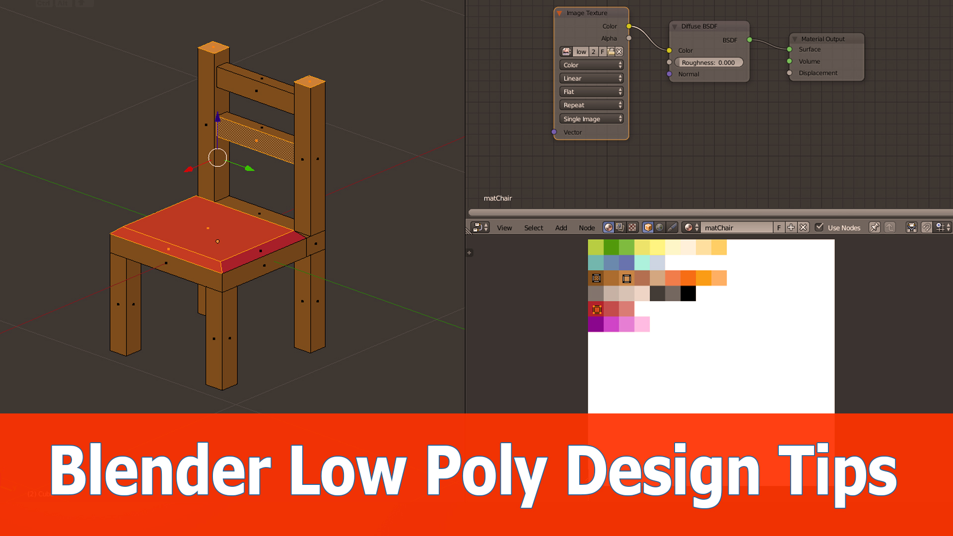 How To Low Poly With Blender BlenderNation