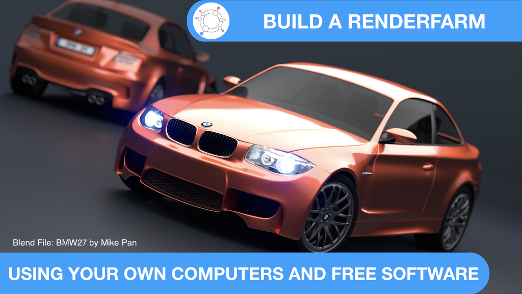 Building a render farm with 'normal' computers - BlenderNation