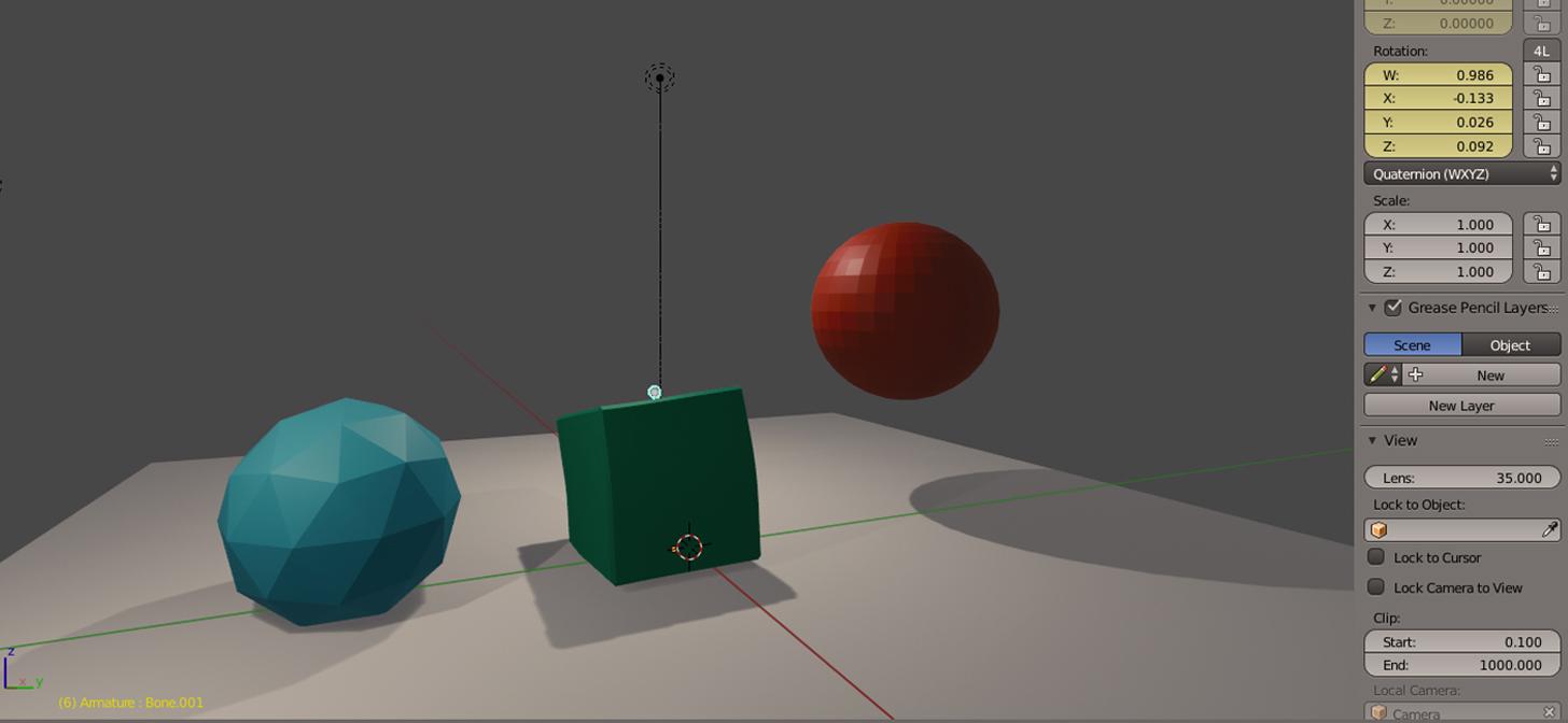Blender Eevee Animation Rendering - 0425