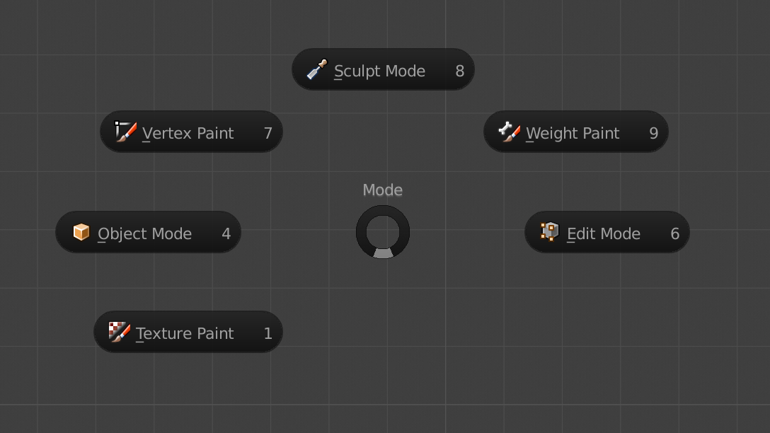 Blender 2 8 Preview - Pie Menus are Default now - The