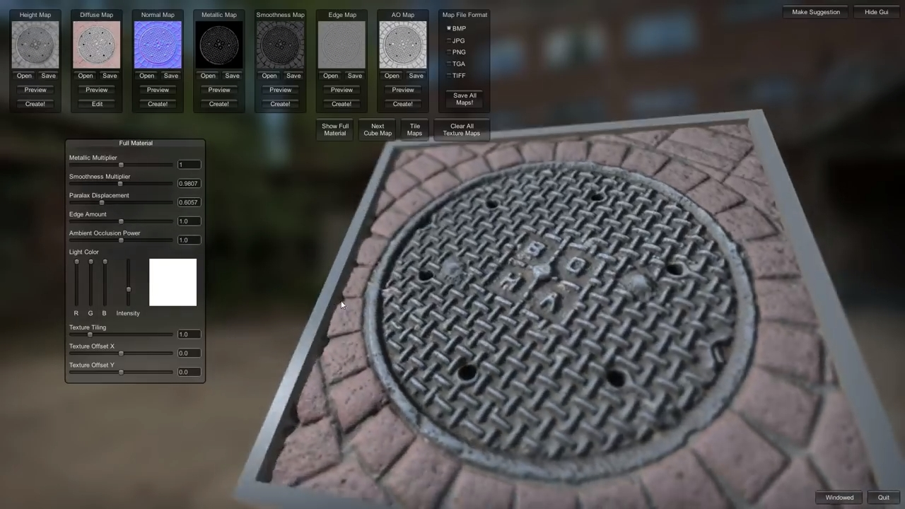 Materialize - free texture generation tool - BlenderNation