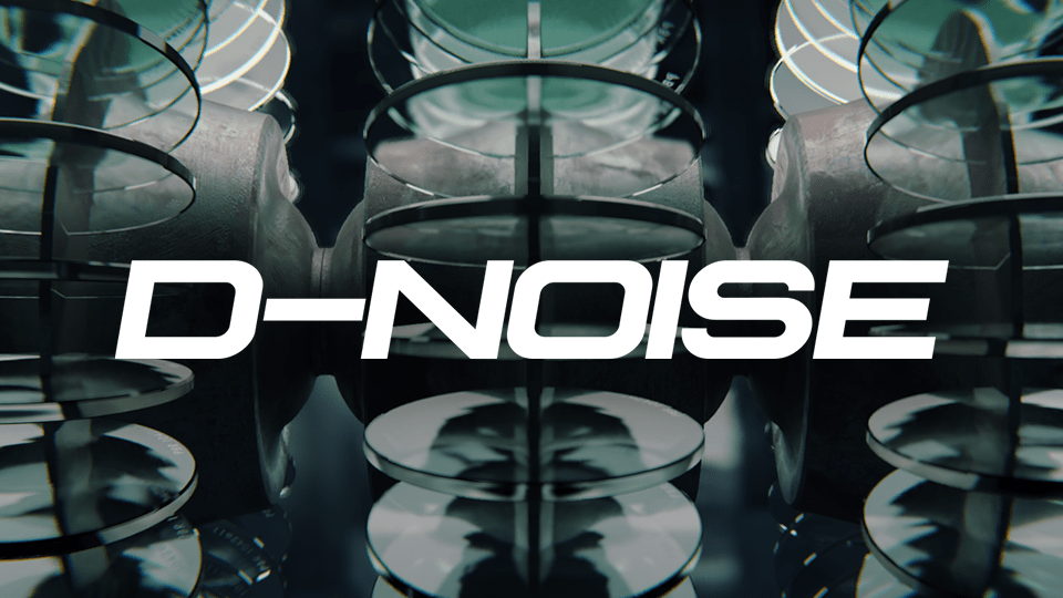 D-NOISE: AI-Accelerated Denoising for Blender - BlenderNation