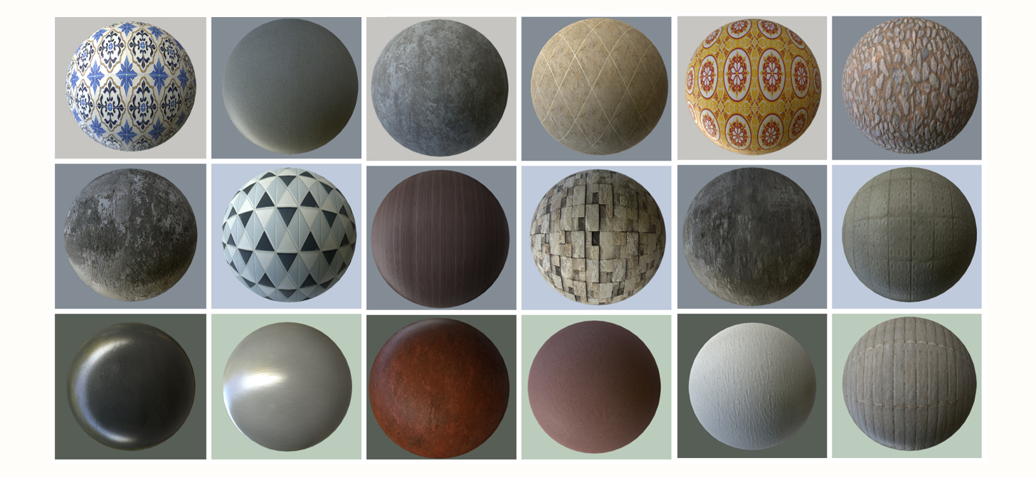 Free PBR Texture Library - BlenderNation