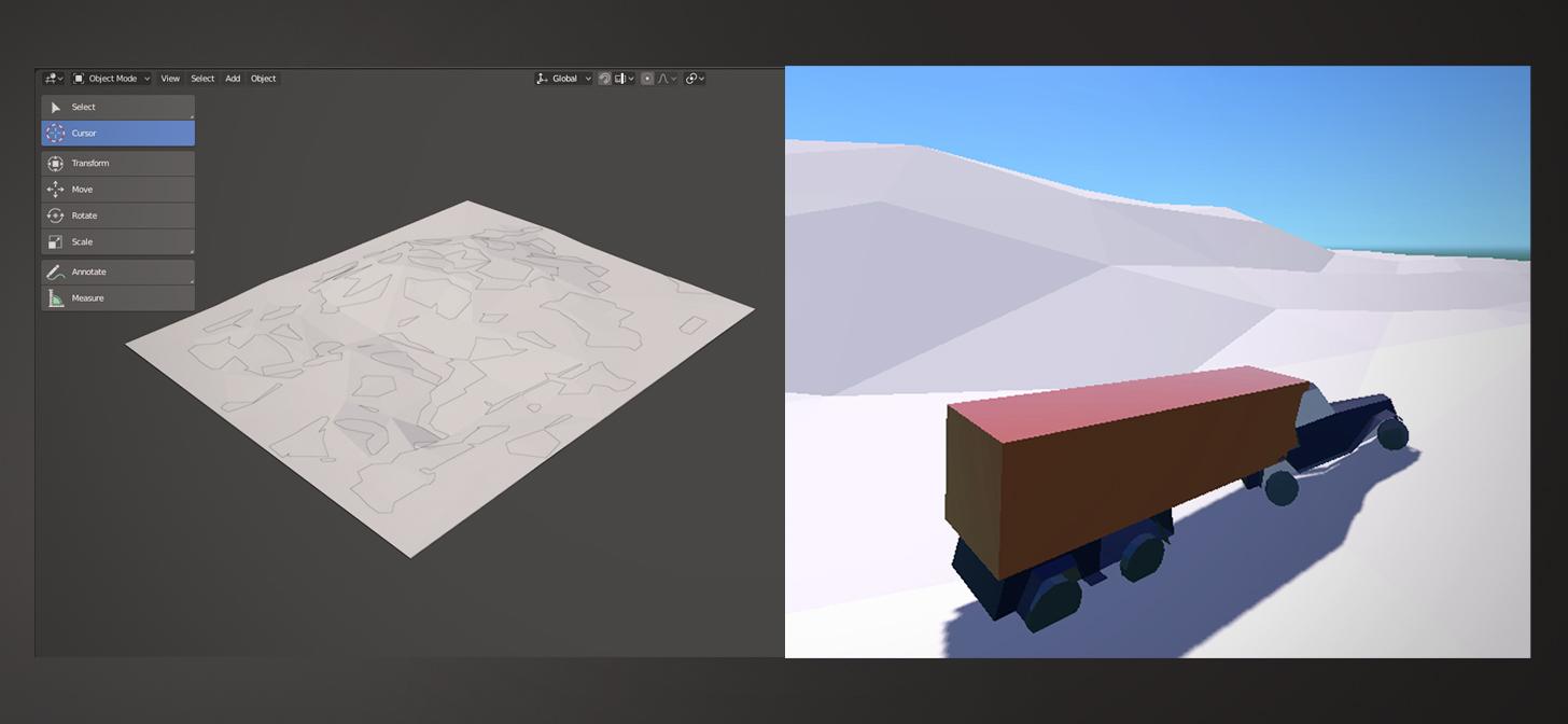 Blender 2 8 Export 3d Colliders to Godot 3 - BlenderNation
