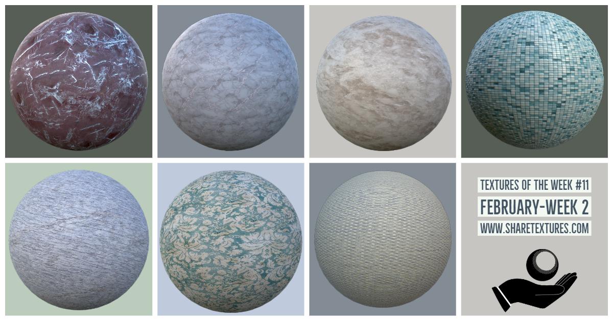 250+ free seamless texture library - BlenderNation