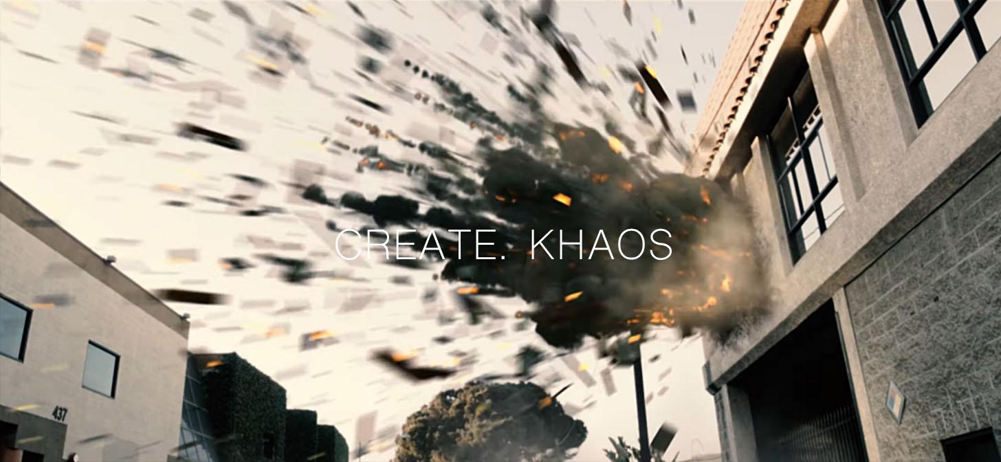Khaos: Explosion Add-on [$] - BlenderNation