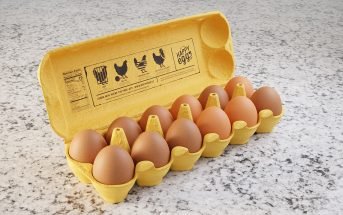 egg product header