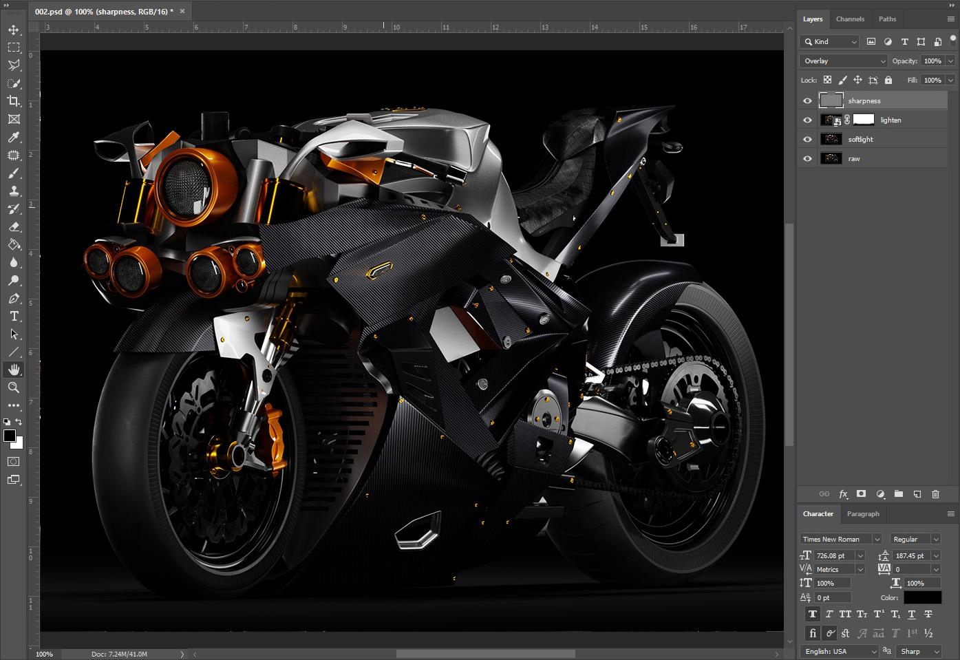 Behind the Scenes: Superbike - BlenderNation