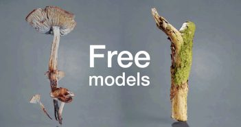 Download the best FREE Blender 3D models - ready for your