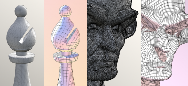Quad-Remesher-auto-retopologizer